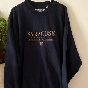 BRIARCREEK Syracuse University pullover!
